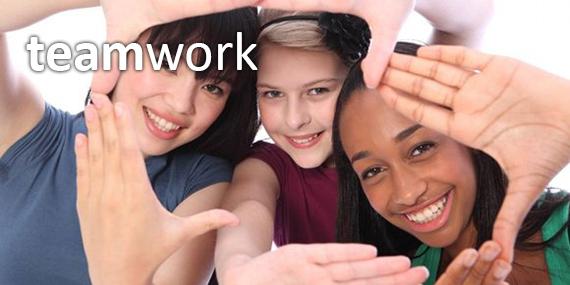 Teen Teamwork 77